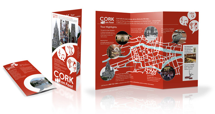 cork on foot Brochure